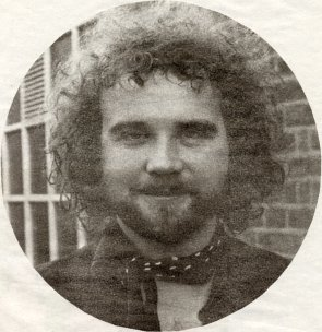 John Martyn, rond 1977 (scan from the mag)